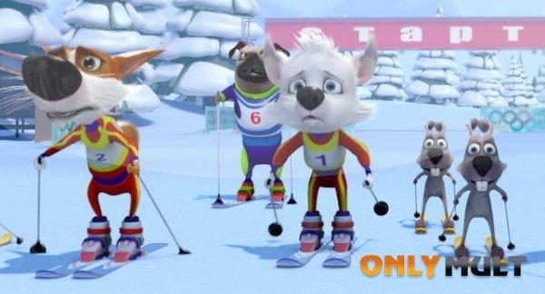 Первый скриншот Белка и Стрелка: Спортивная команда