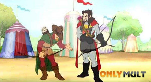 Первый скриншот Новые приключения Робин Гуда