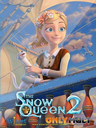 Poster Снежная Королева 2 (2014)