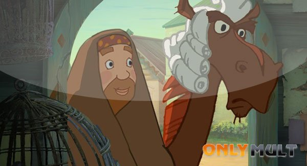 Второй скриншот Три богатыря: Ход конем