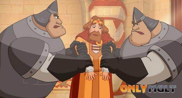 Первый скриншот Три богатыря: Ход конем
