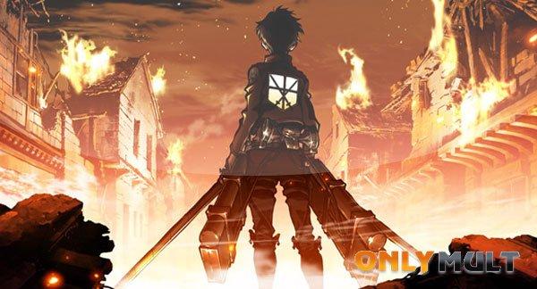 Третий скриншот Вторжение титанов: Багровые стрелы