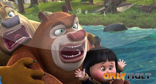 Второй скриншот Медведи-соседи: Невероятные приключения