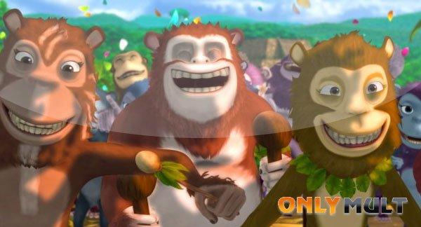 Третий скриншот Переполох в джунглях
