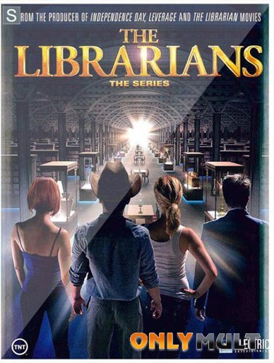 Poster Библиотекари (2014)