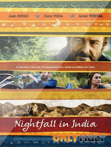 Poster Полночь в Индии