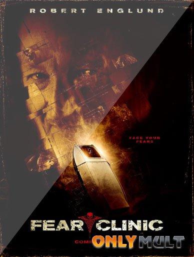 Poster Клиника страха