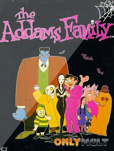 Poster Семейка Аддамс