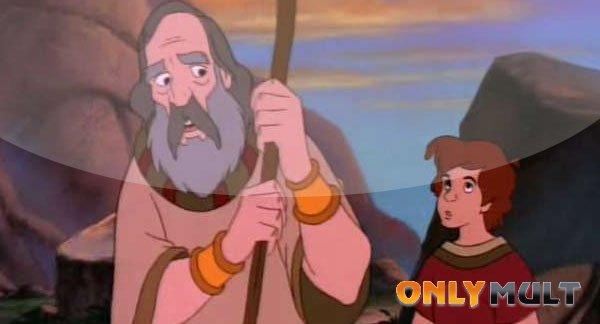 Первый скриншот Авраам и Исаак