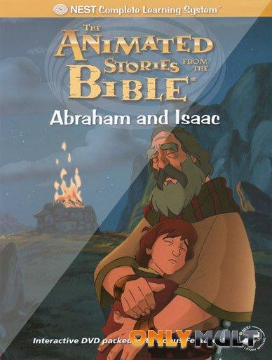 Poster Авраам и Исаак