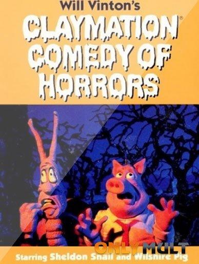 Poster Комедия ужасов