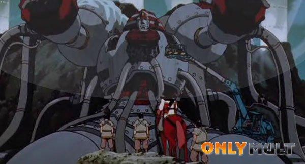 Третий скриншот Гигантский робот