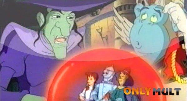 Первый скриншот Волшебник страны Оз
