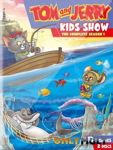 Poster Том и Джерри в детстве