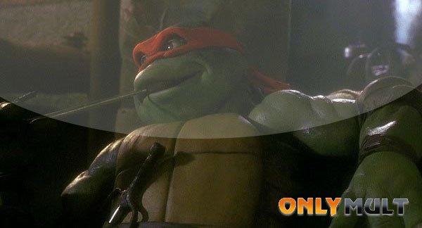 Первый скриншот Черепашки-ниндзя (1990)