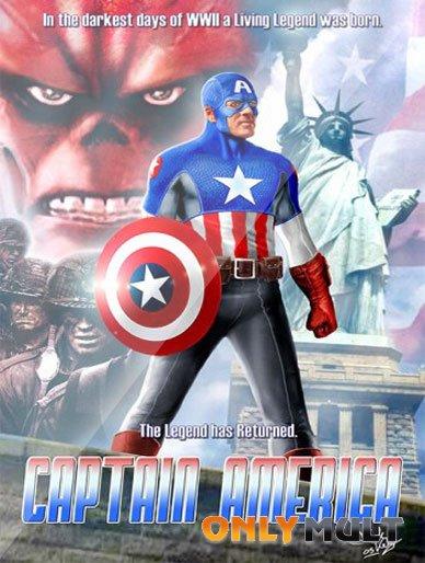 Poster Капитан Америка [фильм]