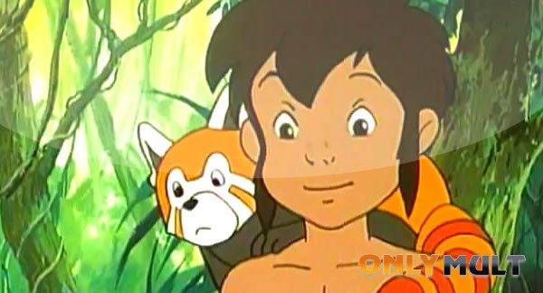 Третий скриншот Книга джунглей (1989)