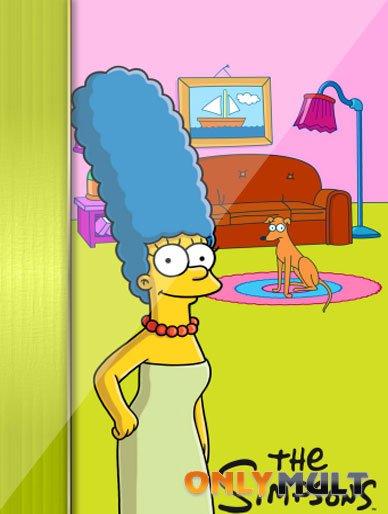 Poster Симпсоны 3 сезон