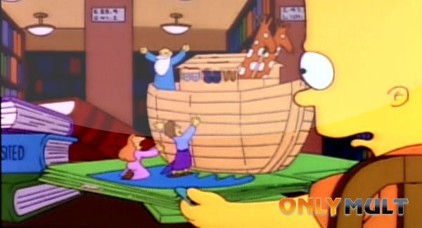 Второй скриншот Симпсоны 3 сезон