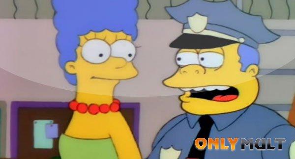 Третий скриншот Симпсоны 4 сезон