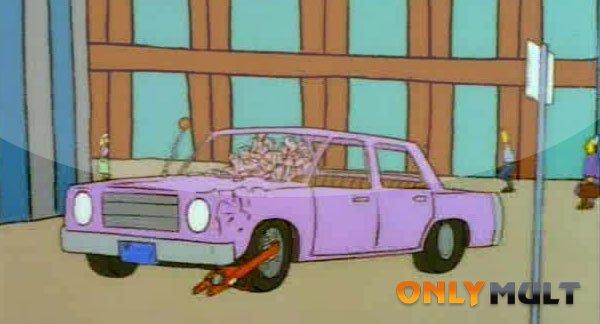 Третий скриншот Симпсоны 9 сезон