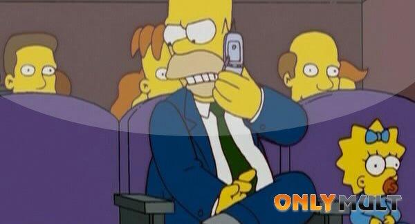 Второй скриншот Симпсоны 13 сезон