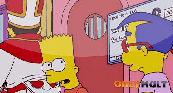 Второй скриншот Симпсоны 15 сезон
