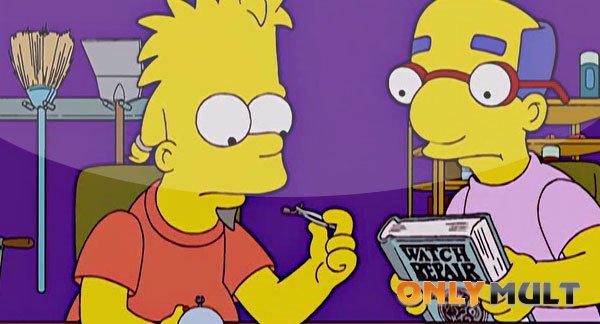 Третий скриншот Симпсоны 15 сезон