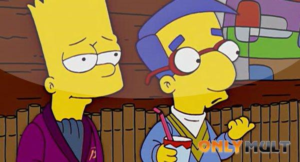 Первый скриншот Симпсоны 16 сезон