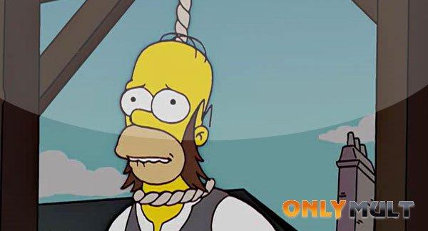 Второй скриншот Симпсоны 16 сезон