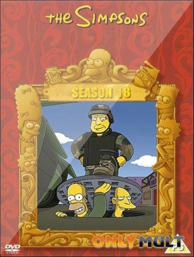 Постер торрента Симпсоны 18 сезон