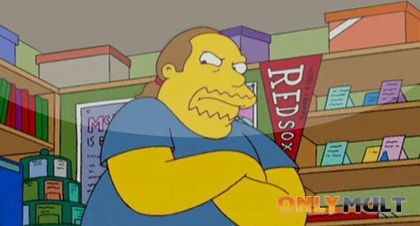 Третий скриншот Симпсоны 19 сезон