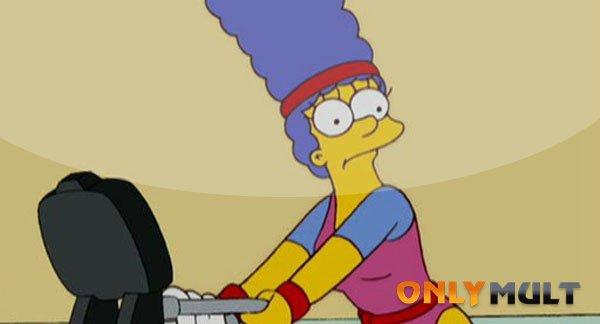 Второй скриншот Симпсоны 19 сезон