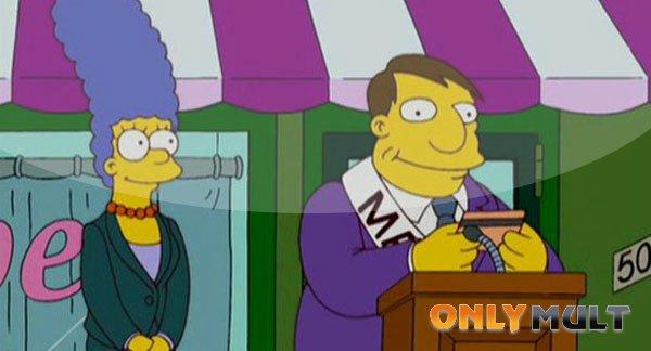 Первый скриншот Симпсоны 19 сезон