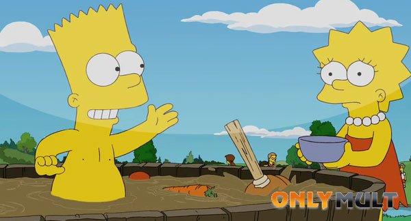 Второй скриншот Симпсоны 21 сезон