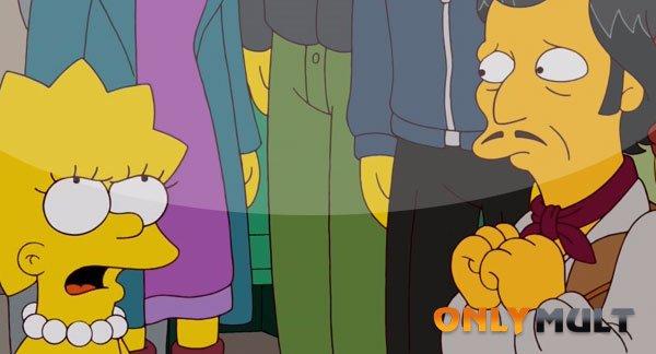 Второй скриншот Симпсоны 24 сезон