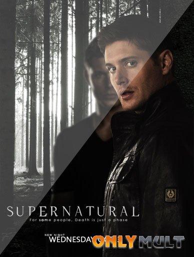 Poster Сверхъестественное 10 сезон