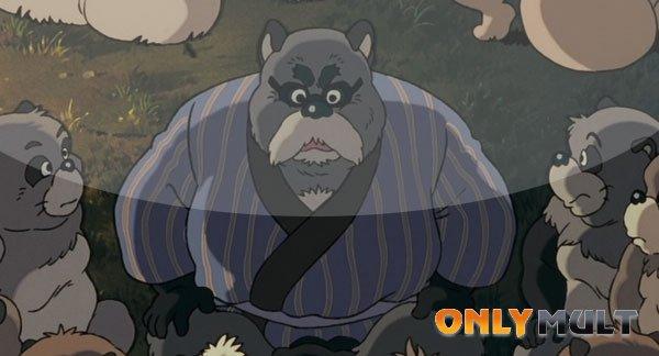 Первый скриншот Помпоко: Война тануки