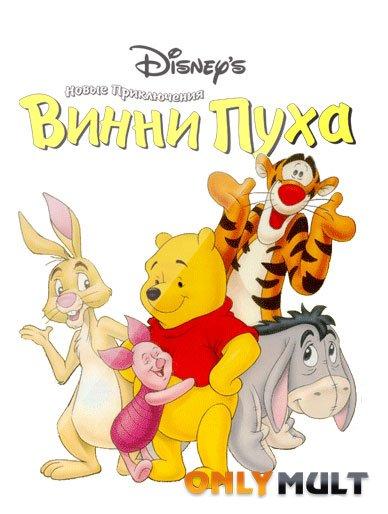 Poster Новые приключения Винни Пуха