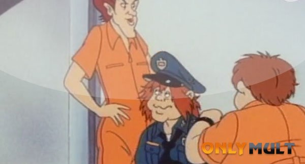 Первый скриншот Полицейская академия [все серии]