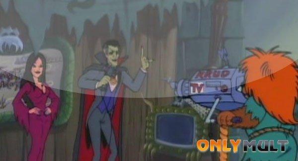 Второй скриншот Скуби-Ду и гонки монстров