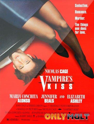 Poster Поцелуй вампира