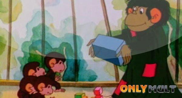 Второй скриншот Как обезьянки обедали
