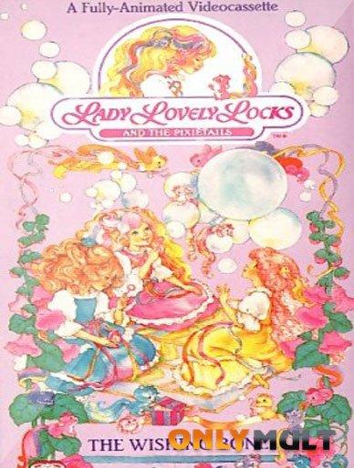 Poster Леди Прекрасные Локоны