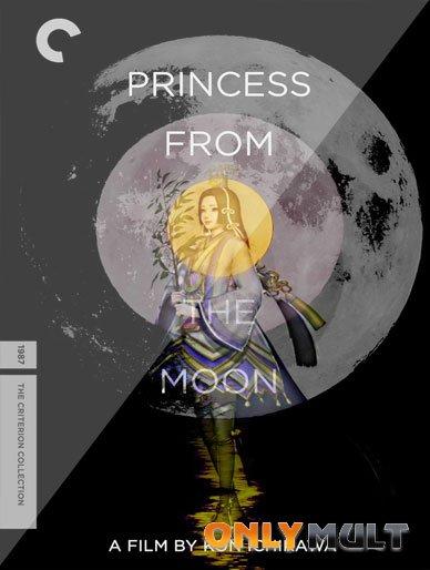 Poster Принцесса с луны