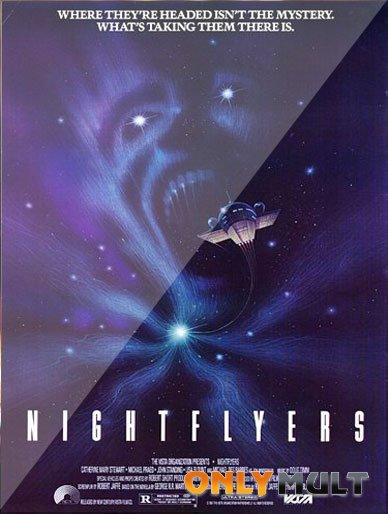 Poster Ночной полёт