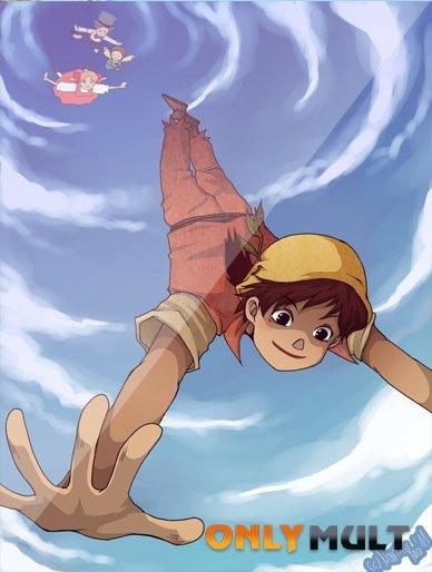 Poster Приключения Питера Пена
