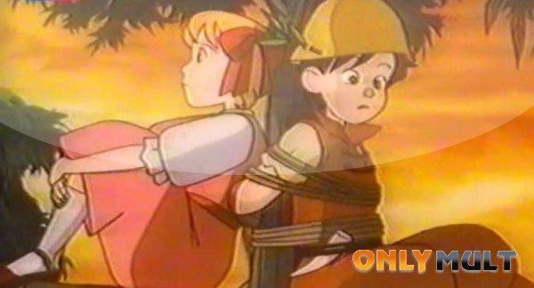 Третий скриншот Приключения Питера Пена