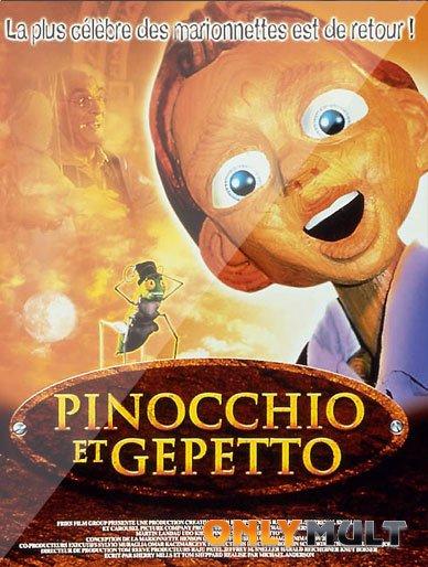 Poster Приключения Пиноккио