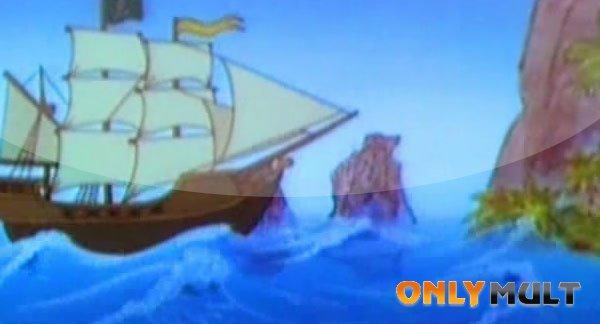 Первый скриншот Трое на острове